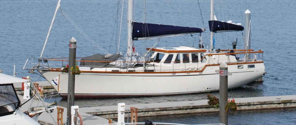 Ac Auto Parts >> History - S/Y Big Finn - Nauticat 52